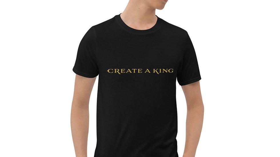 Create A King Short-Sleeve