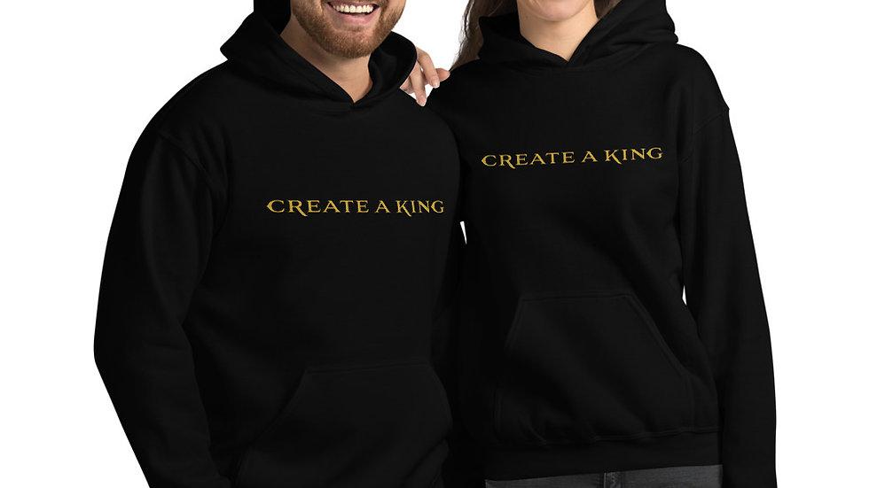 Create A King Hoodie