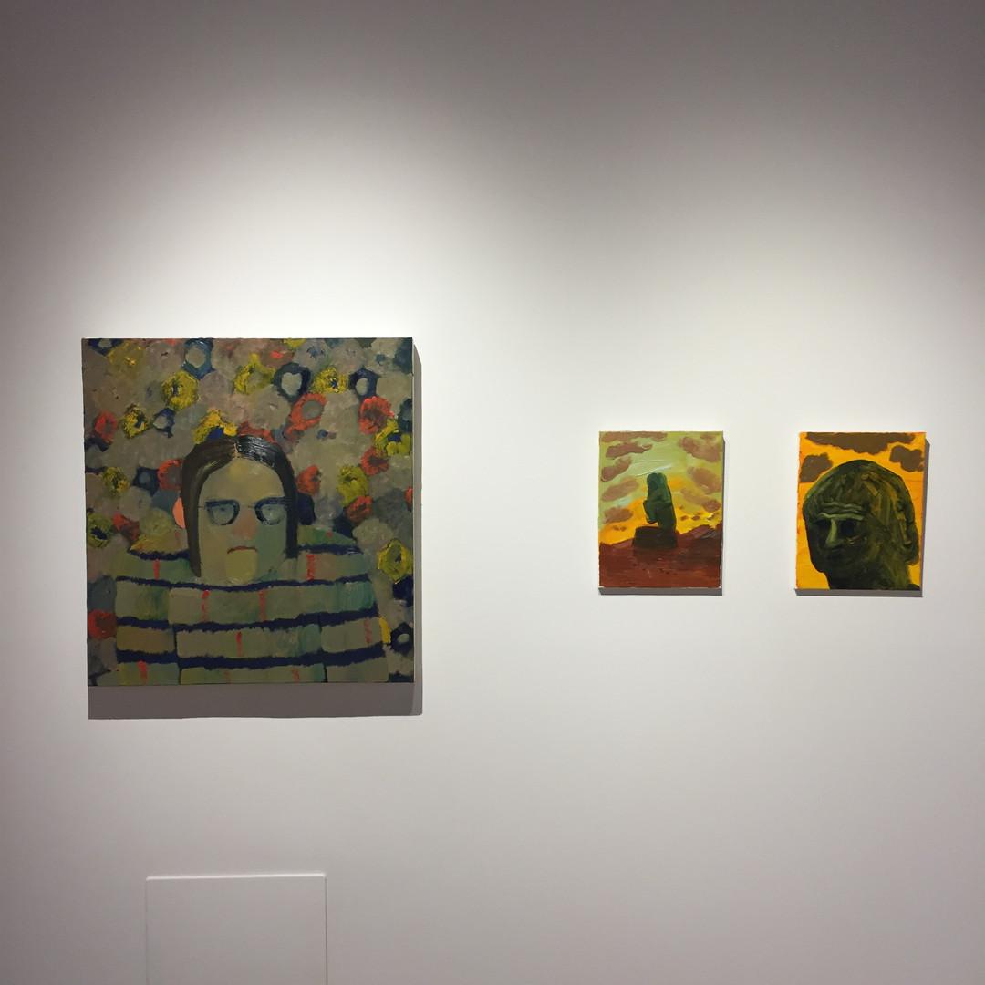 Installation Shot at Fleisher/Ollman Gallery in Philadelphia