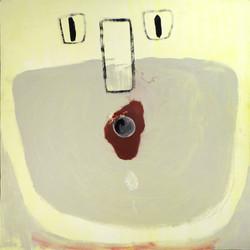 Sink is a verb