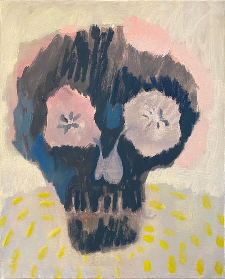 Bouquet, 20 x 16, oil on canvas, 2021