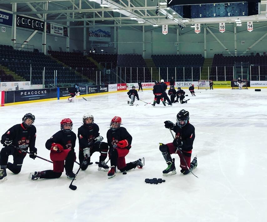 Hendrikx Hockey Camps