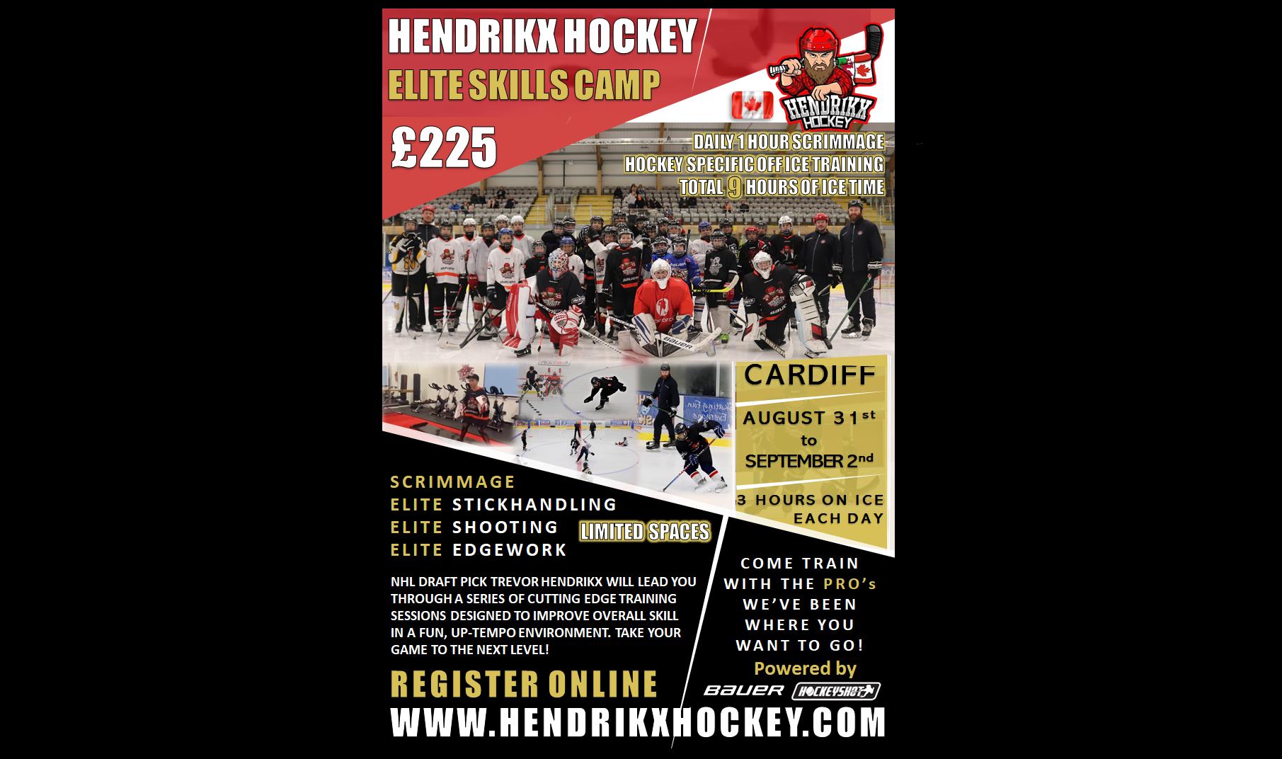 Cardiff Elite Skills Camp