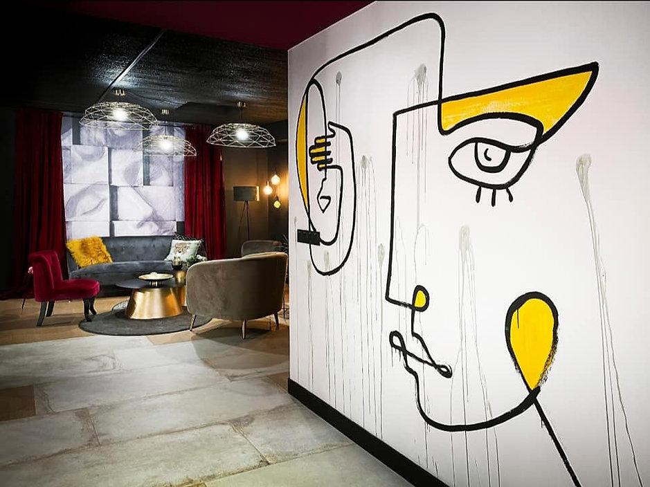 Showroom travaux intérieur à Vienne
