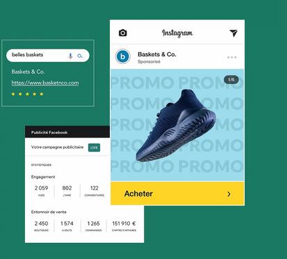 Wix: une plateforme de E-Commerce