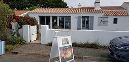 atelier de peinture à Noirmoutier