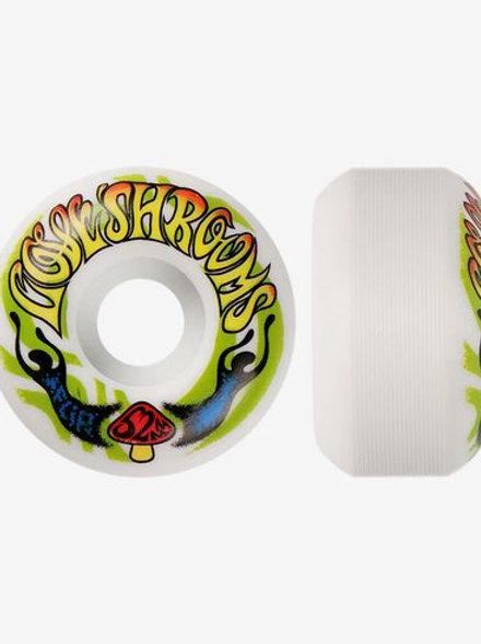 FLIP CUTBACK LOVESHROOM ROUE (WHITE) 52MM 99A 4 PACK