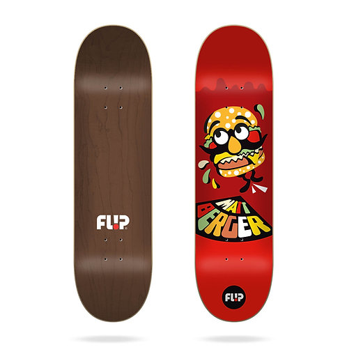 Flip Berger Block 8.25″ deck