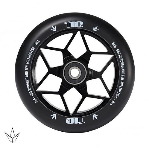 BLUNT 110mm Wheel Diamond Black