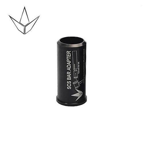 BLUNT Adaptateur guidon IHC SCS Standard Noir