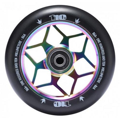 BLUNT 110mm Wheel Diamond Oil Slick