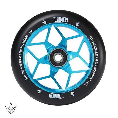BLUNT 110mm Wheel Diamond Teal