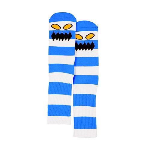 TOY MACHINE   Monstre Big Stripe Royal