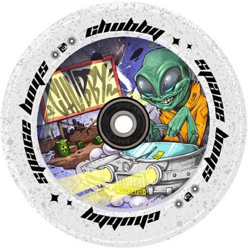 CHUBBY WHEELS CO Roue SpaceBoys