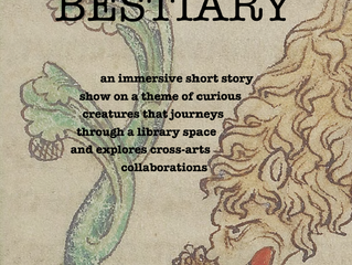 A Literary Bestiary: a story of the night