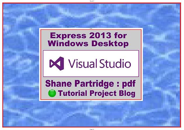 Visual Basic 2013 Project : Percentage Calculus Blog :