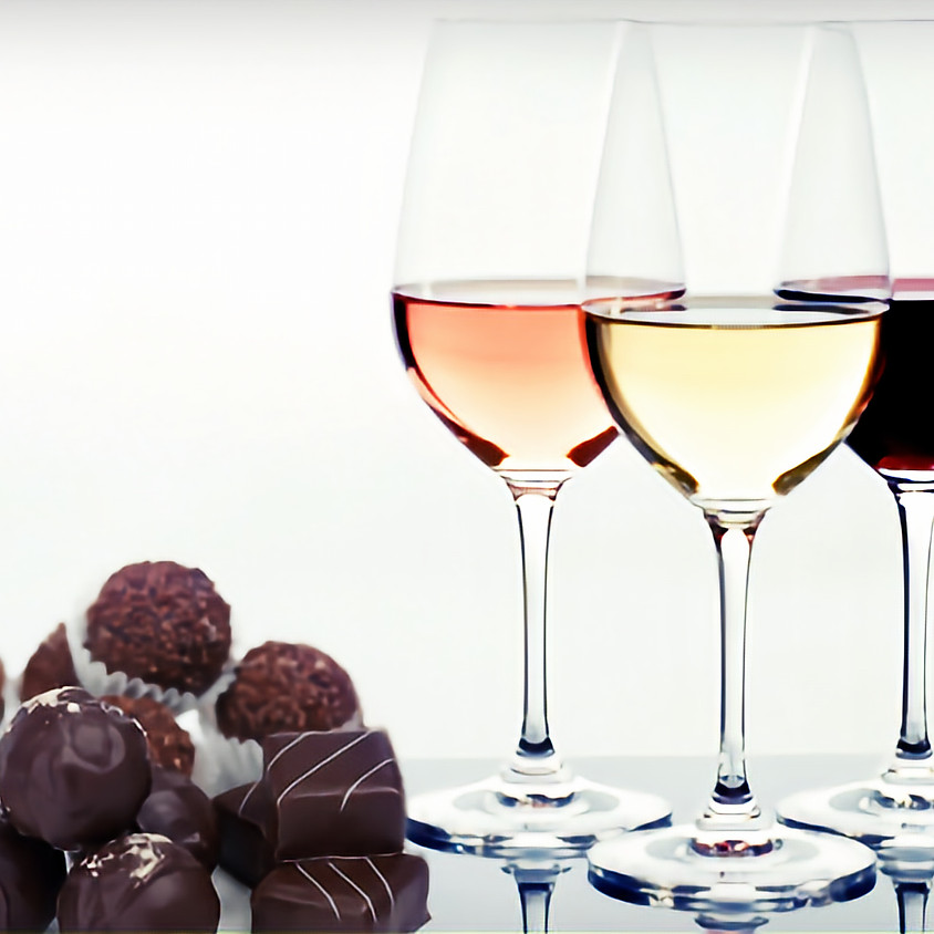 Galentine's Day! An afternoon of Wine, Vision – and Chocolate!