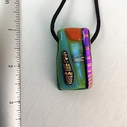 multi color pendant