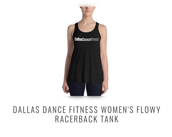 Dallas Dance Fitness classic tank top