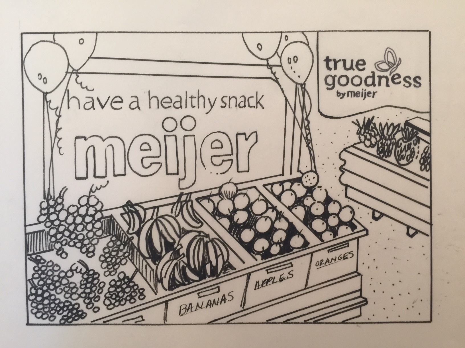TRUE GOODNESS BY MEIJER