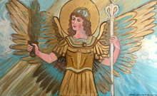 St. Michael the Archangel Protect us!