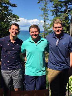 OUR 3 BOYS!