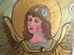 Close Up St. Michael Archangel
