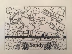 MEIJER'S SANDY