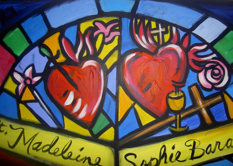 THE SACRED HEART OF CHRIST