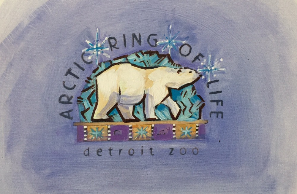 ARCTIC RING OF LIFE LOGO