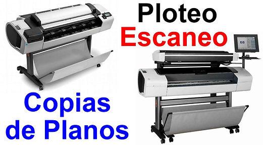 Ploteo de planos en Monterrey | Servicios de ploteo, escaneo y copiado de Planos en diferentes tamaños y formatos.
