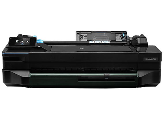 "Plotter HP Designjet T120 de 24"""