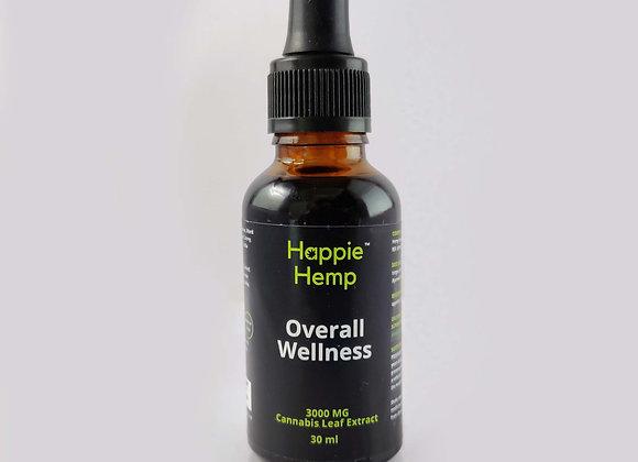 Happie Hemp- Overall Wellness