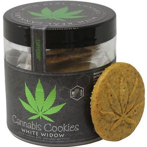 Cannabis cookies White Widow
