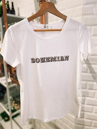 T-shirt Bohemian