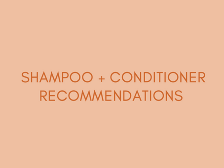 Hair Extensions NEED Proper Products