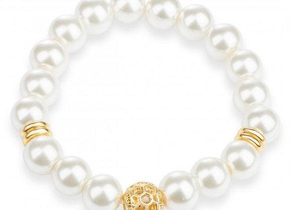 Lilias Pearl Bracelet