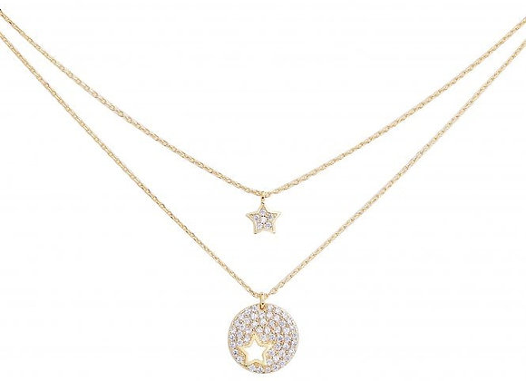Blossom Star Necklace