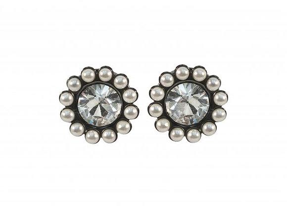 Ianthe Stud Earrings