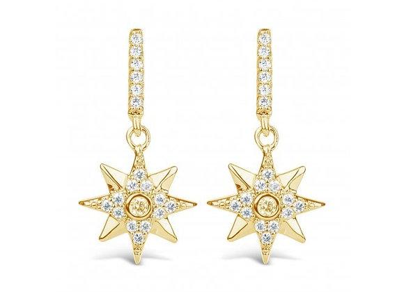 Blossom Star Earrings