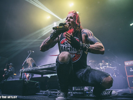 HELLYEAH - A Celebration of the Life of Vinne Paul - Madison, WI - 11/27/2019