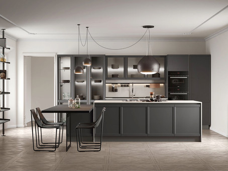 Cucine LUBE: A blend of innovation, style, quality and practicality.