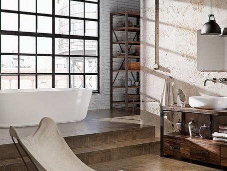 AF New York: Productos de lujo para baños y cocinas.