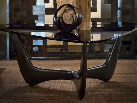 Atelier Stefan Leo: Unique interior objects.