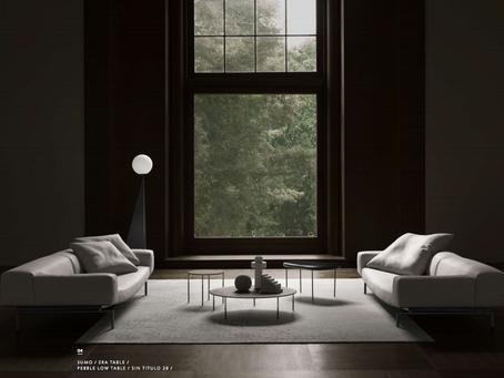 Living Divani: Wide range of decorative solutions