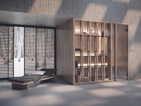 Effegibi: Saunas y baños turcos con tecnologías a la vanguardia.
