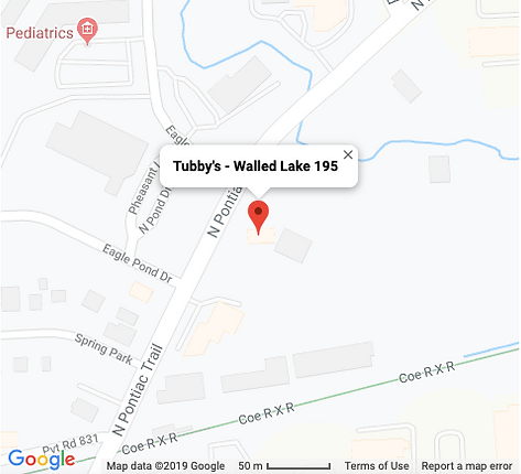 Tubby's - Walled Lake 195