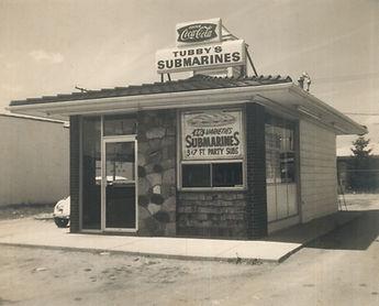 Original Tubby' Sub Shop