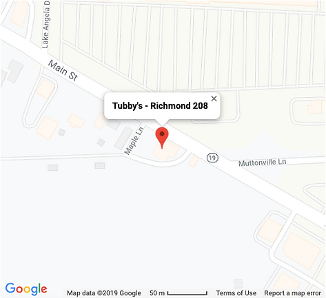 Tubby's - Richmond 208