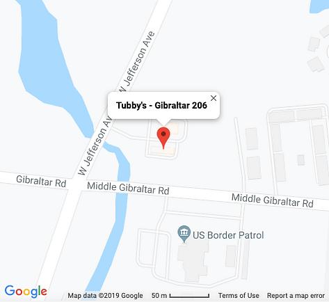 Tubby's - Gibraltar 206